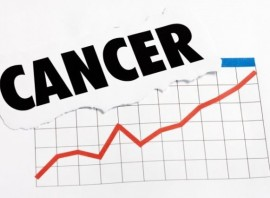 The rising tide of cancer