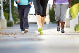 Get Moving: High Physical-Activity Level Reduces Risk of 5 Diseases