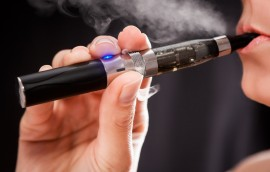 Cancer Risk Greater From e-Cigs Than Regular Cigarettes?