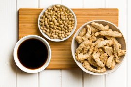 A High-Soy Diet May Drive Breast Tumor Growth: Study