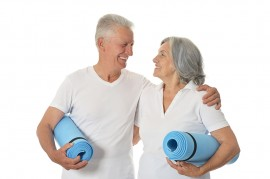 Never Too Late for Exercise to Cut Breast Cancer Risk